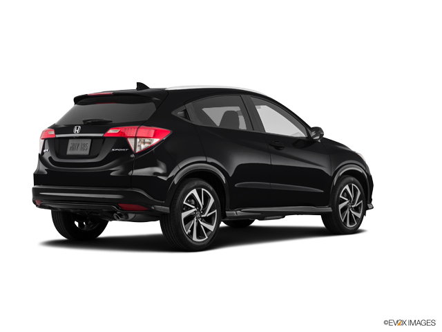 New 2019 Honda HR-V in Cleveland Heights, OH
