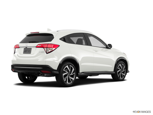 New 2019 Honda HR-V in Auburn, WA