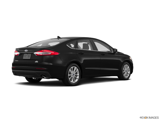 Used 2019 Ford Fusion in Columbus, IN