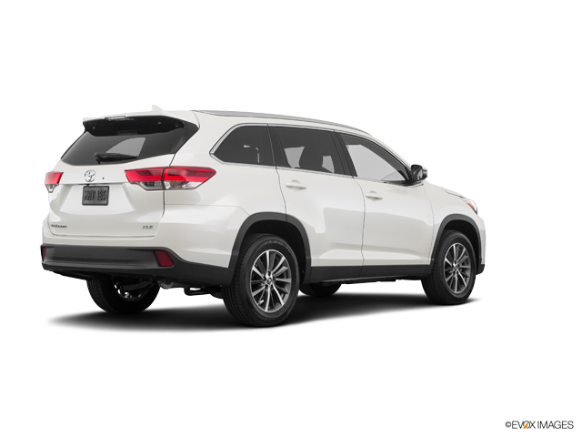 New 2019 Toyota Highlander in High Point, NC