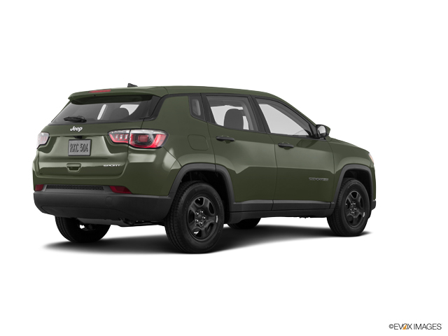 Used 2019 Jeep Compass in Grenada, MS
