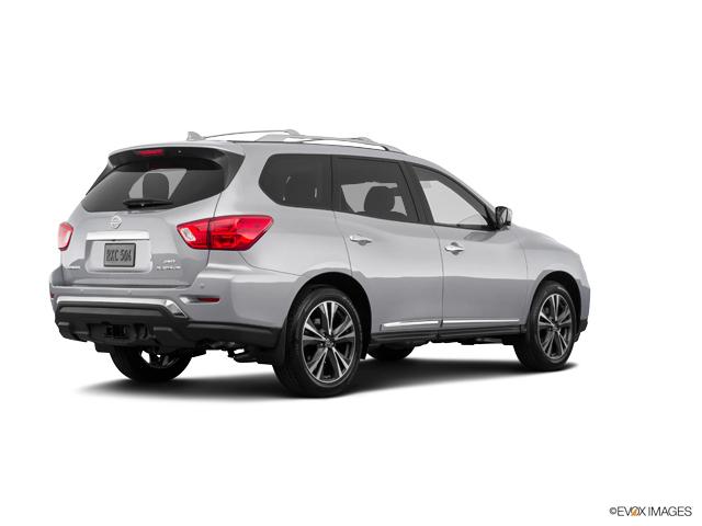 New 2019 Nissan Pathfinder in Medina, OH