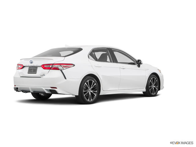 New 2019 Toyota Camry Hybrid in St. George, UT