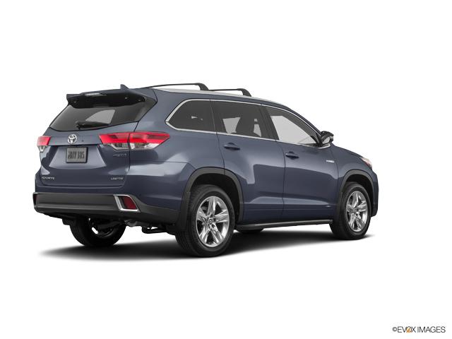 New 2019 Toyota Highlander Hybrid in Aurora, CO