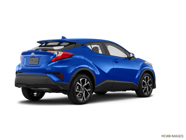 New 2019 Toyota C-HR in Lakewood, CO