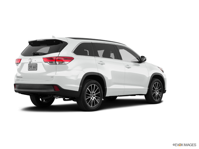 New 2019 Toyota Highlander in Lewiston, ID