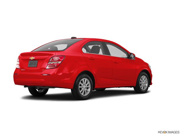 New 2019 Chevrolet Sonic in St. George, UT
