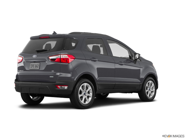 New 2019 Ford EcoSport in Lakewood, WA