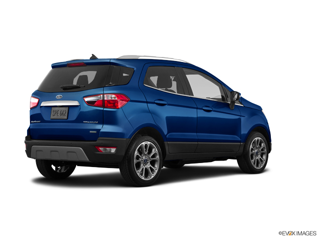 Used 2019 Ford EcoSport in Bloomington, IN