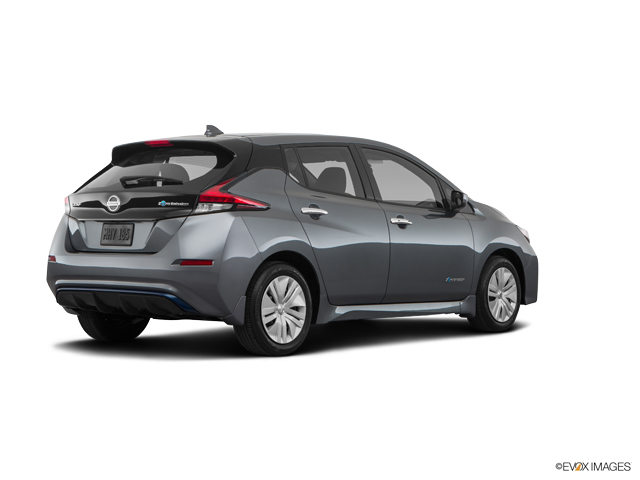 New 2019 Nissan LEAF in FREMONT, CA