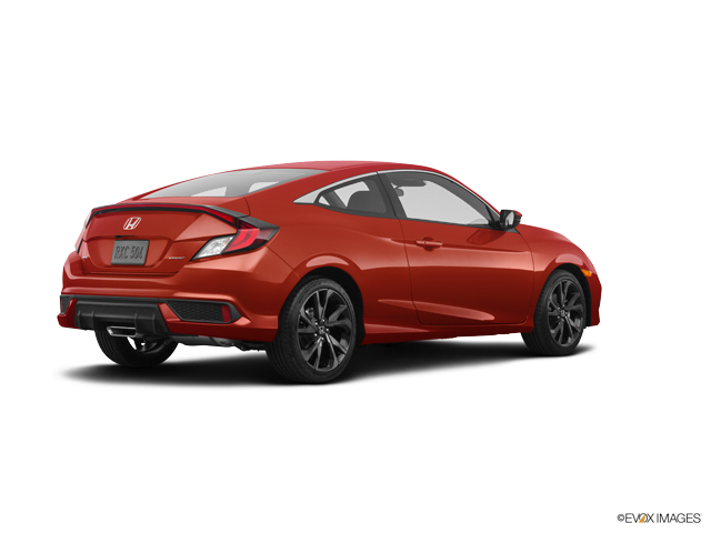 New 2019 Honda Civic Coupe in Cocoa, FL