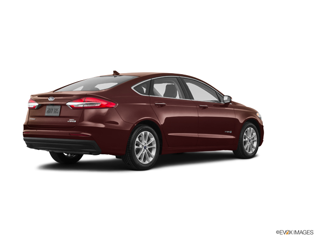Used 2019 Ford Fusion Hybrid in Chattanooga, TN