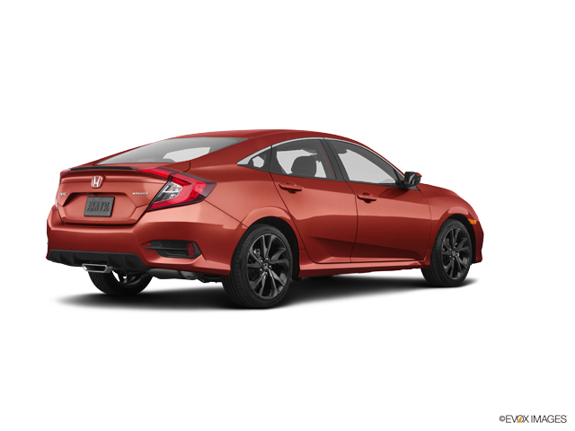 New 2019 Honda Civic Sedan in Westerville, OH