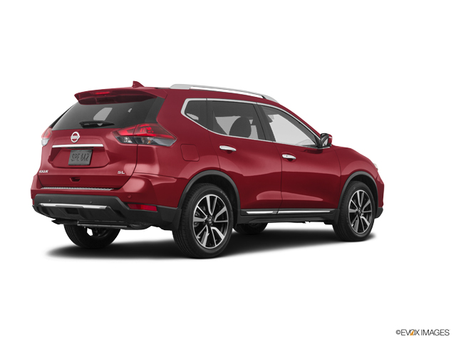 New 2019 Nissan Rogue in Bloomington, IN