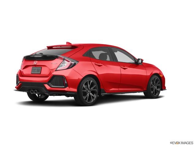 New 2019 Honda Civic Hatchback in Auburn, WA