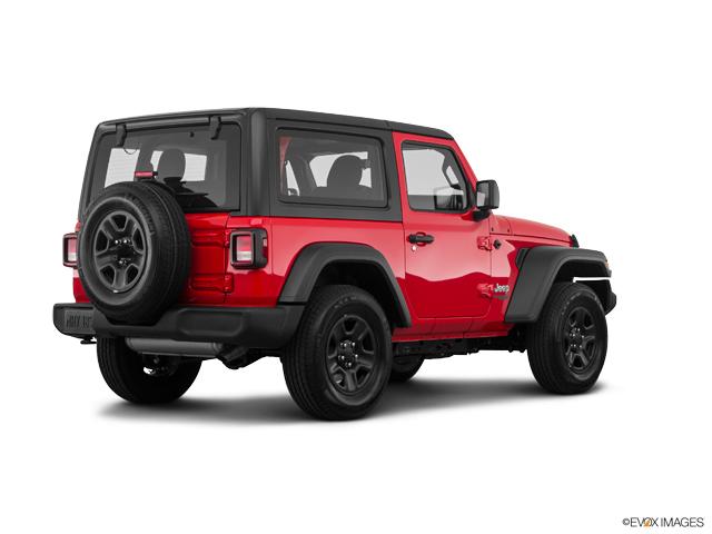 New 2019 Jeep Wrangler in Torrance, CA