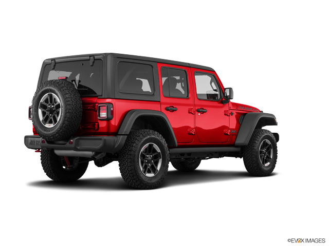 New 2019 Jeep Wrangler Unlimited in Baxley, GA