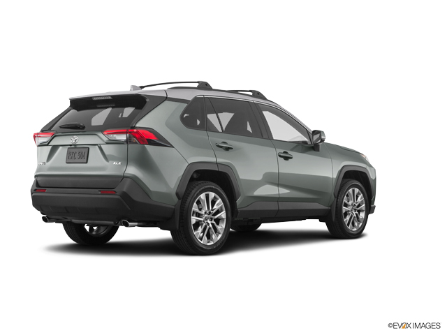 New 2019 Toyota RAV4 in McKinney, TX