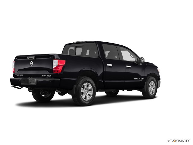 New 2019 Nissan Titan in Columbia, MO