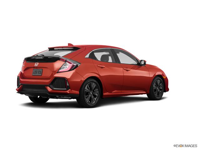 New 2019 Honda Civic Hatchback in Winter Haven, FL