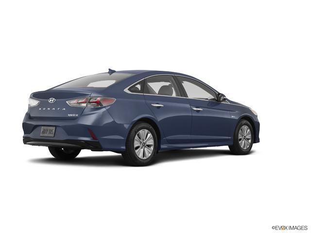 New 2019 Hyundai Sonata Hybrid in Milledgeville, GA