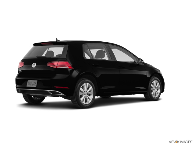 New 2019 Volkswagen Golf in Lynnwood, WA