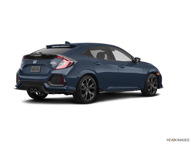 New 2019 Honda Civic Hatchback in Columbus, IN