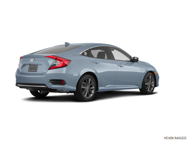 New 2019 Honda Civic Sedan in Columbus, IN