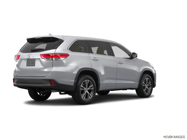 New 2019 Toyota Highlander in Gallup, NM
