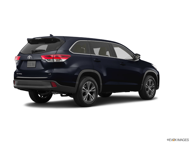 New 2019 Toyota Highlander in Nash, TX