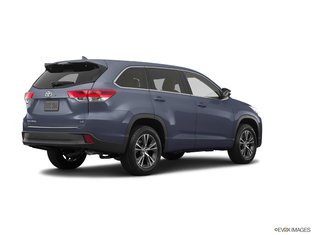 New 2019 Toyota Highlander in St. George, UT