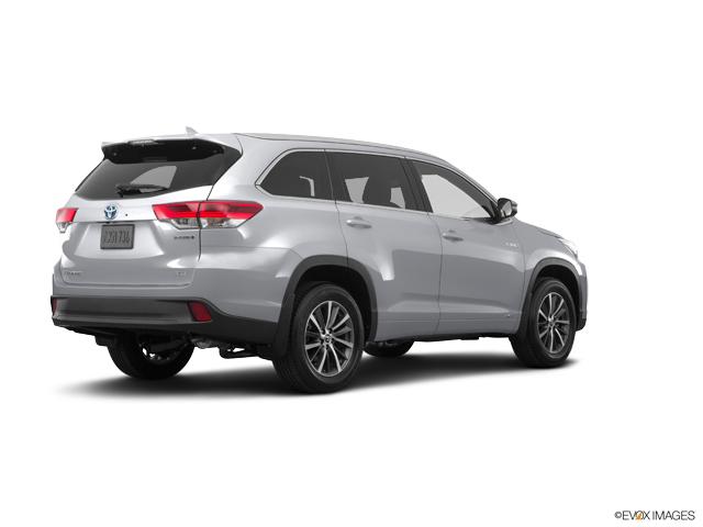 New 2019 Toyota Highlander Hybrid in Gilroy, CA