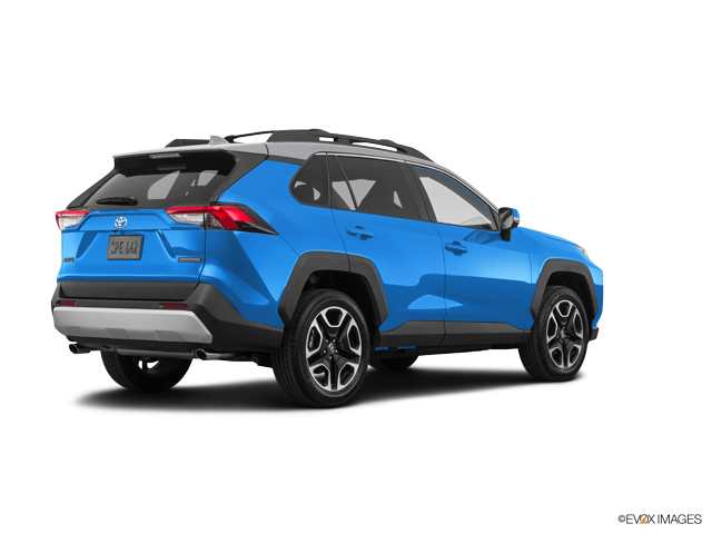 New 2019 Toyota RAV4 in Gilroy, CA