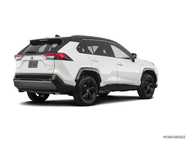 New 2019 Toyota RAV4 Hybrid in Iron Mountain, MI