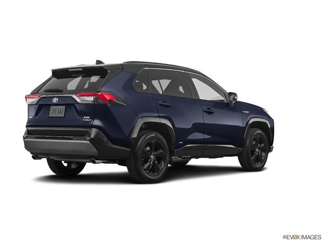 New 2019 Toyota RAV4 Hybrid in Cape Girardeau, MO
