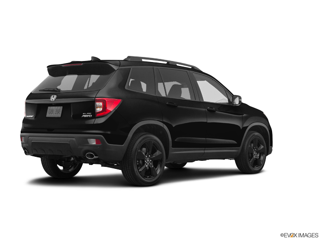 New 2019 Honda Passport in Davis, CA