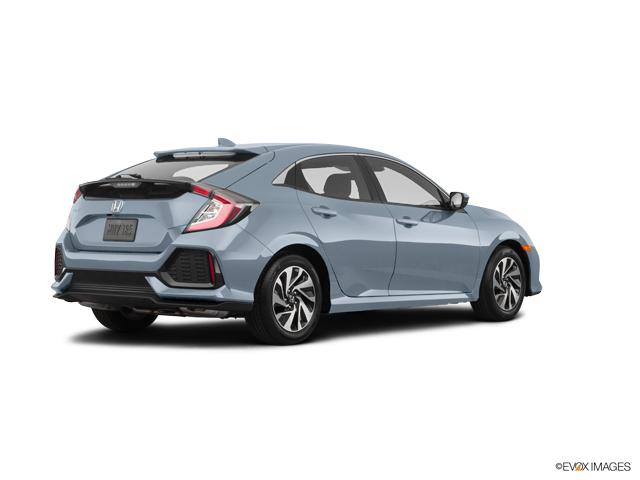 New 2019 Honda Civic Hatchback in College Station, TX
