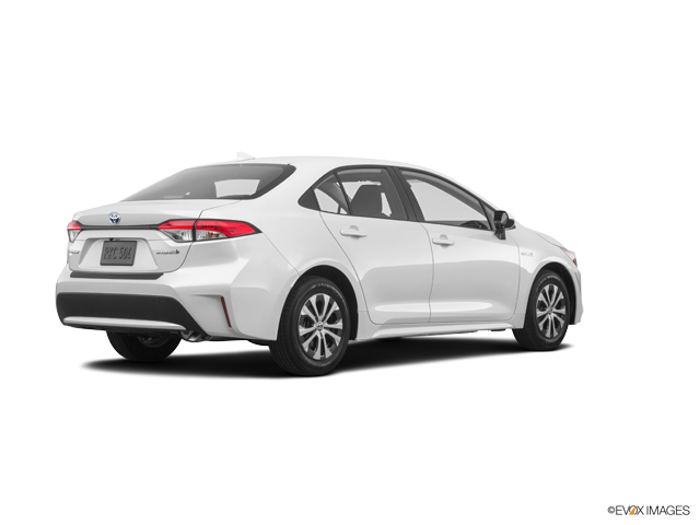 New 2020 Toyota Corolla in Waco, TX