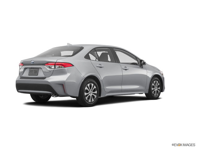 New 2020 Toyota Corolla in Muskogee, OK