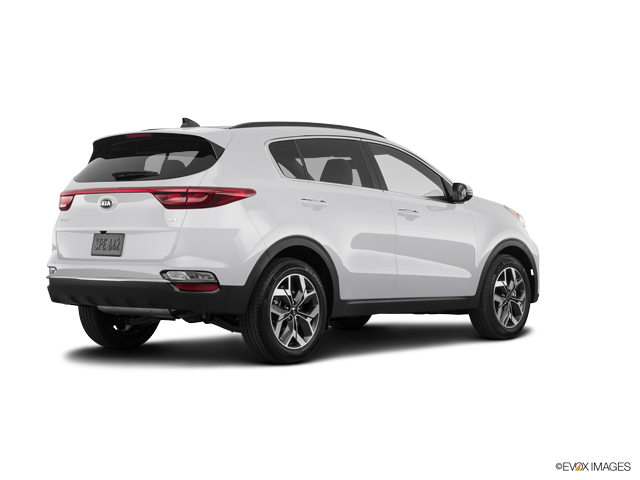 New 2020 KIA Sportage in Norwood, MA