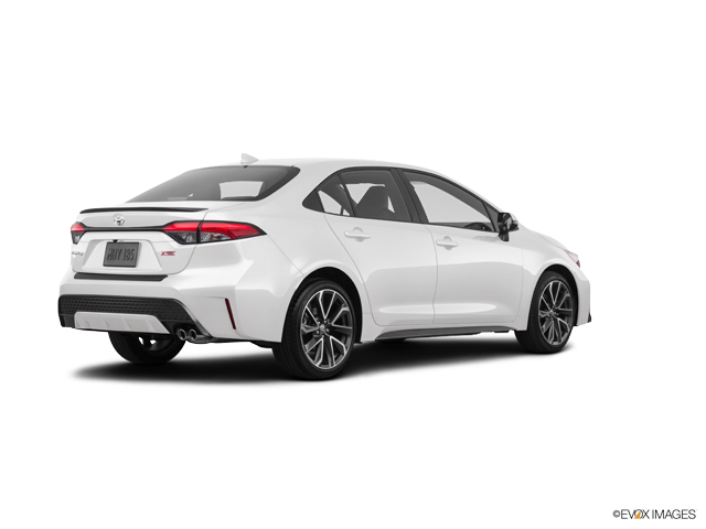 New 2020 Toyota Corolla in Westminster, CA