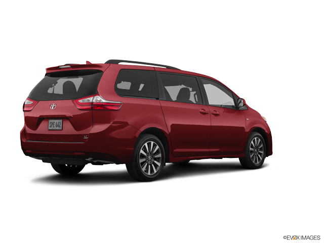 New 2020 Toyota Sienna in Effingham, IL