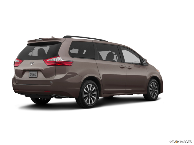 New 2020 Toyota Sienna in Bellingham, WA