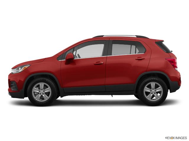 New 2020 Chevrolet Trax in Owasso, OK