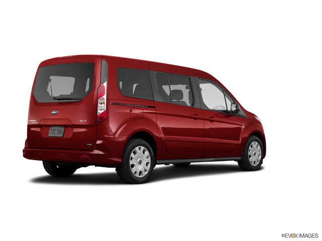 New 2020 Ford Transit Connect Wagon in West Burlington, IA