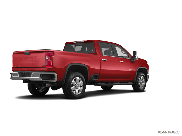 New 2020 Chevrolet Silverado 2500HD in Llano, TX