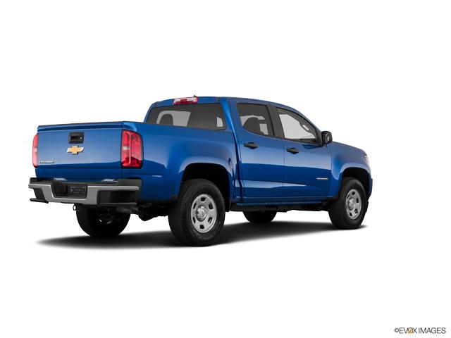 New 2020 Chevrolet Colorado in Watsonville, CA