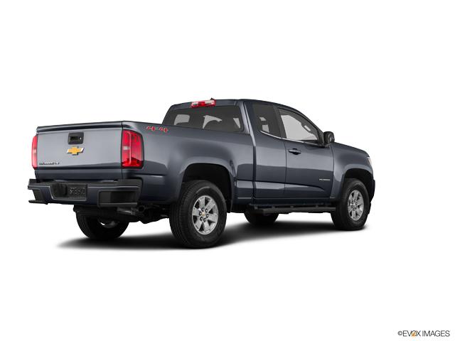 New 2020 Chevrolet Colorado in Sumner, WA