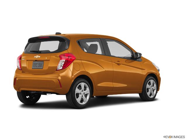 New 2020 Chevrolet Spark in Miami, OK
