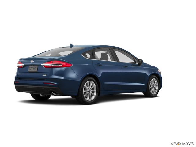 New 2020 Ford Fusion in Grenada, MS
